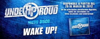 Under Proud - Wake UP!