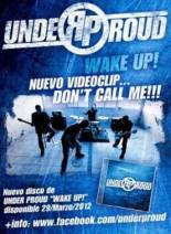 Under Proud Lanzamiento Wake up!
