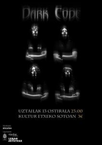 Dark Code en Elgoibar