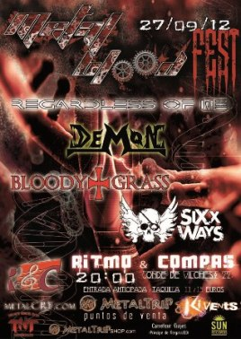 Metal Blood Fest