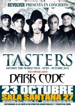 Dark Code en Bilbao con Tasters