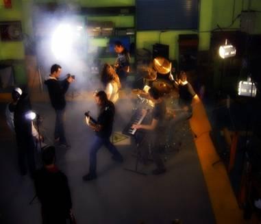 Grabación video In Vain