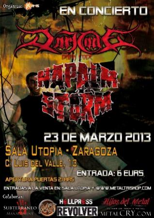 Dark Code en Zaragoza