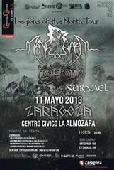 Manegarm en Zaragoza