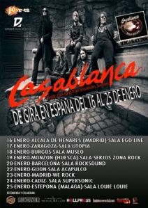 Casablanca en España