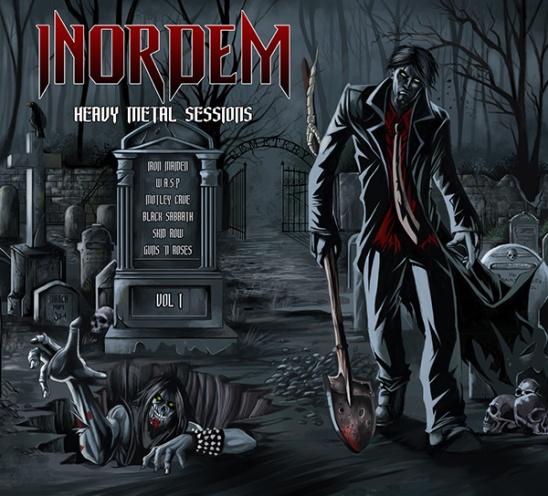 "Inordem - ""Heavy Metal Sessions Vol. 1"""