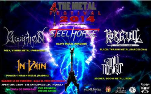 The Metal Festival 2014