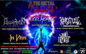 The Metal Festival 2014