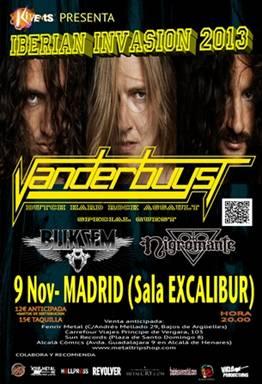 Vanderbuyst Madrid
