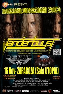 Vanderbuyst Zaragoza
