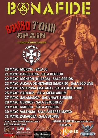 Bonafide Tour