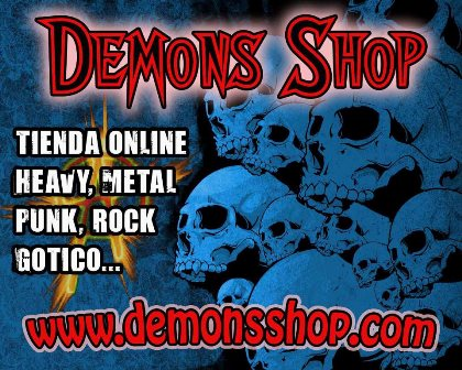 Pegatina demonsshop (2)