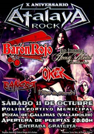 Atalaya Rock 2015