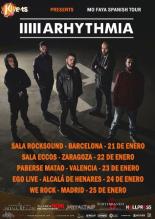 Arhythmia en España