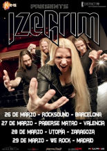 Izegrim Spanish Tour