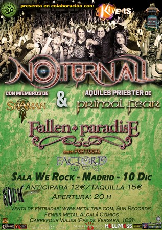 Nocturnall Cartel Mad II   Factor 19 web