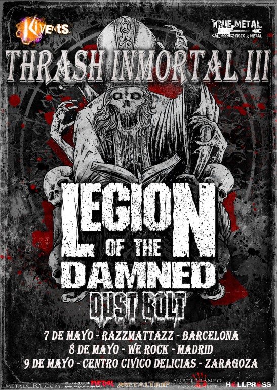 Thrash Inmortal Cartel web