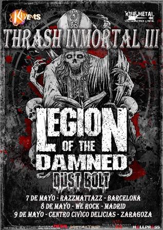 Thrash Inmortal III