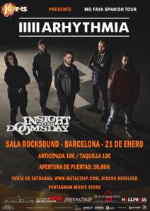 Arhythmia en Barcelona