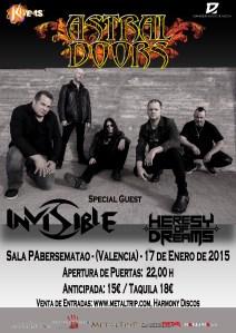Astral Doors en Valencia