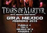 Tears of Martyr en Mexico