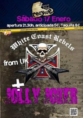 White Coast Rebels y Jolly Joker en Córdoba