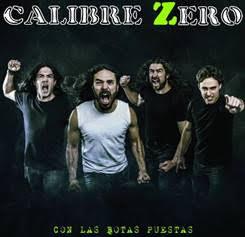 """Calibre Zero - """"Con Las Botas Puestas"""""""