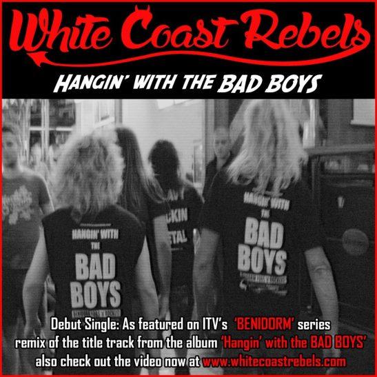 White Coast Rebels BBC