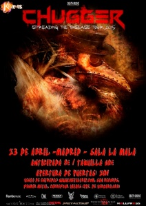 Chugger Cartel Madrid web