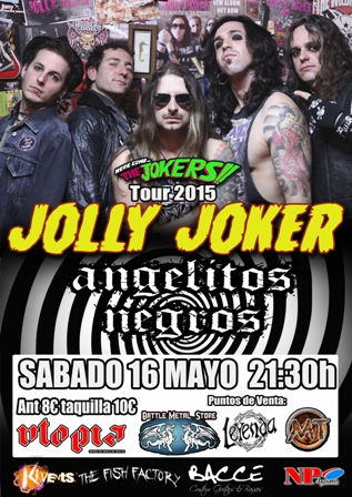 Jolly Joker en Zaragoza