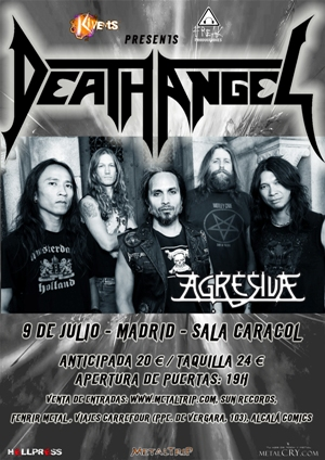 Death Angel Cartel Mad web s