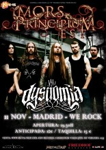 Mors Principium Est en Madrid