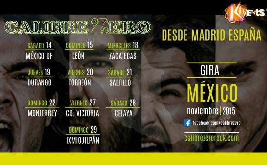 Calibre Zero Mexico