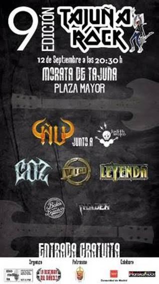 Tajuña Rock 2015