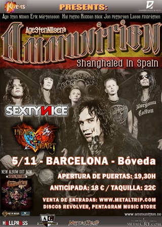 Ammunition cartel Bcn web