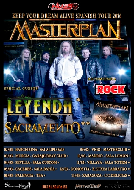 Masterplan Tour