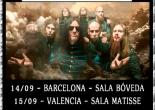 Civil War - Spanish Tour