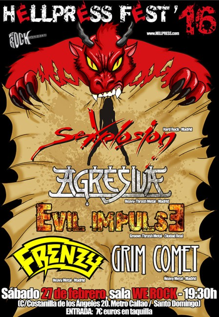 Hellpress Fest