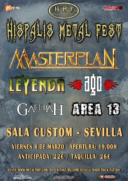 Hispalis Metal Fest peq