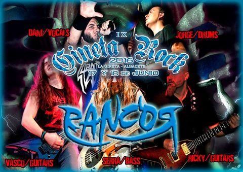 GINETA ROCK 2016