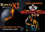 White Coast Rebels en el Barcia Metal Fest