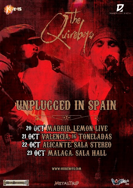 The Quireboys Unplugged In Spain
