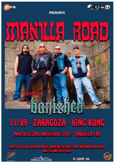 Manilla Road ZAZ peq