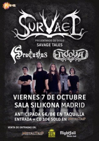 Survael en Madrid