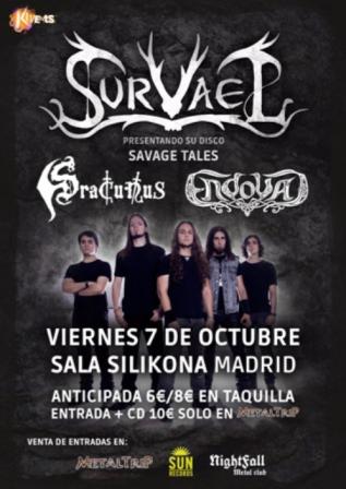 Survael en Madrid