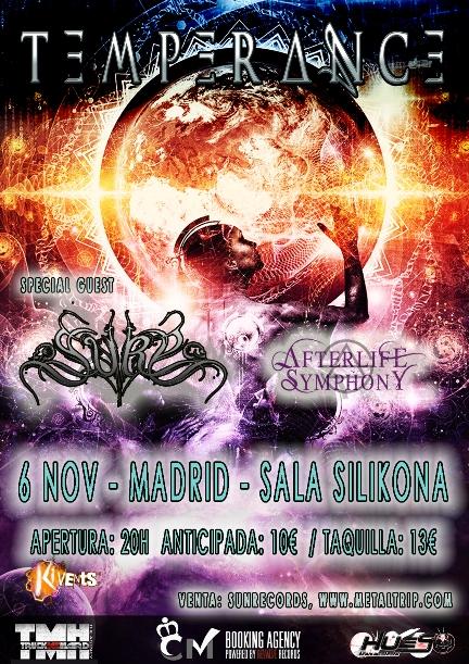 Temperance en Madrid