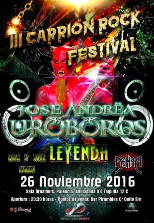 III Carrion Rock Festival