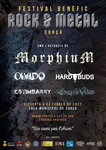 Olvido - Festival Benèfic Rock & Metal Corça