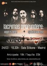 Lacrimas Profundere Madrid