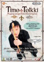 Timo Tolkki en Valladolid